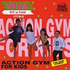 Action Gym For Kids